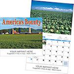 Americas Bounty Wall Calendars
